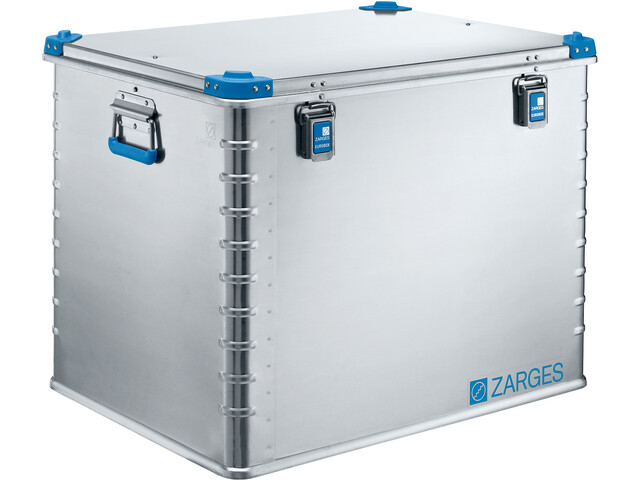 Zarges Eurobox Laatikko 240 Liter , harmaa/valkoinen